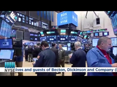 Becton, Dickinson and Company (NYSE: BDX) Rings the NYSE Opening Bell