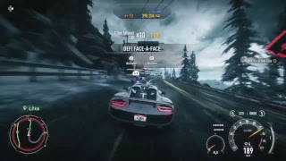 Need For speed Rivals #ForFun1 Busting Online Player