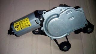 Ремонт привода заднего дворника LR039788