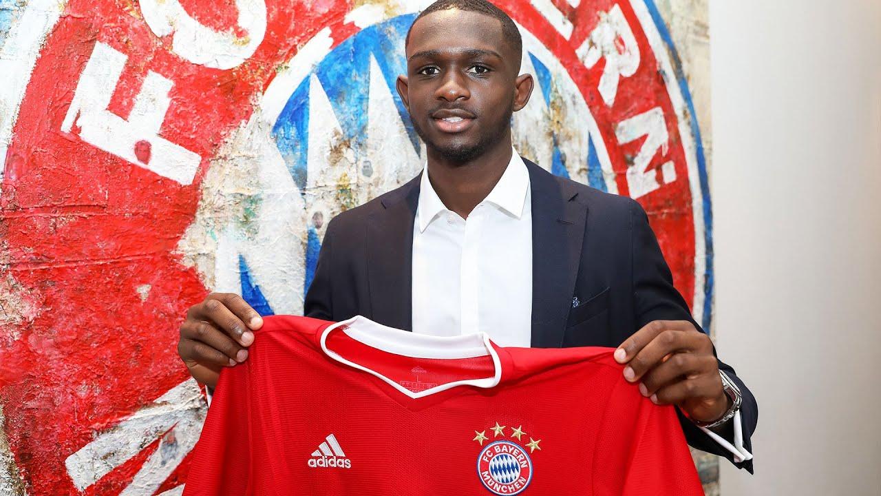 FC Bayern sign Tanguy Nianzou Kouassi #ServusTanguy - YouTube