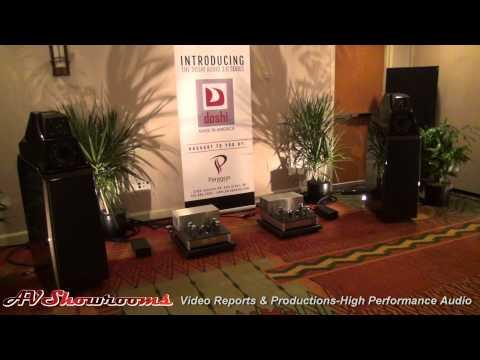 Doshi Audio, Wilson Alexia, Transparent Audio, Paragon