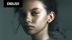 Oil Paint Effect - NowPhotoshop Tutorial