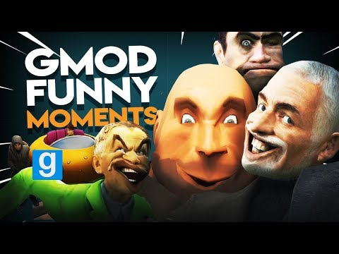 GMOD FUNNY MOMENTS 2018   GARRY'S MOD FUNNY COMPILATION thumbnail