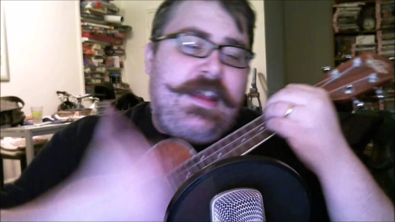 Platypus (I Hate You) - ukulele Green Day cover - YouTube