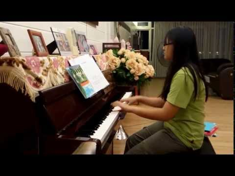 Ha Trang (TCS) piano cover