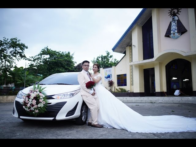 { Mic + Karla } Shercon Resort and Ecology Park | Batangas Wedding Photo and Video Package