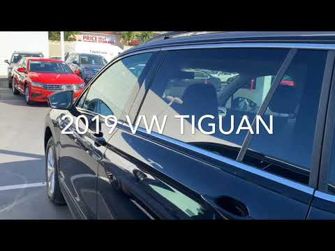 2019 VW Tiguan for Anthony from Mike