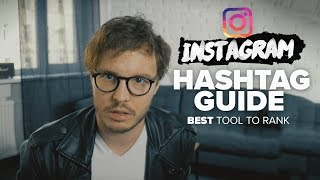 how to use HASHTAGS on INSTAGRAM in 2018 - the ultimate guide