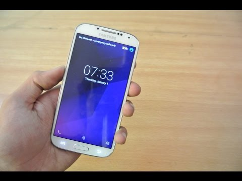 How To Update Galaxy S4 On Android 5.1.1 Lollipop Resurrection Remix ROM