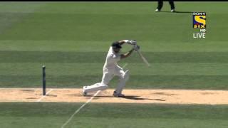 Virat Kohli Smashing 67 highlights |4th innings 1st test India vs new zealand