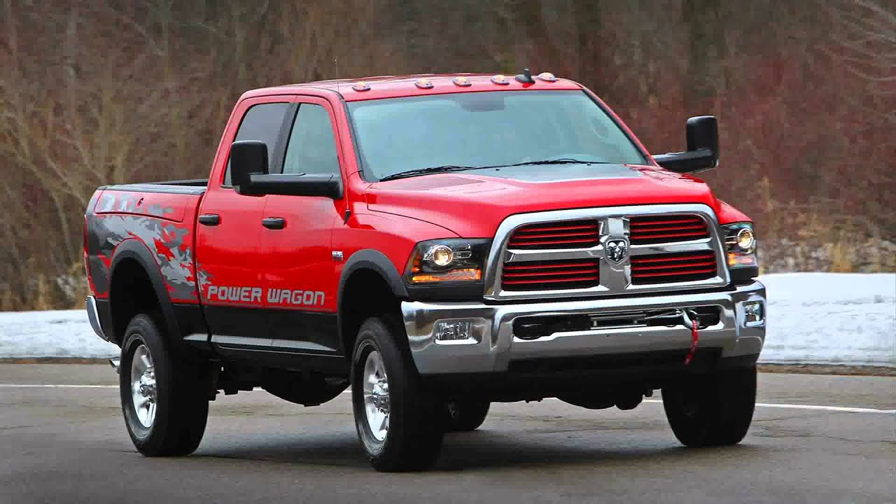 2015 ram power wagon youtube. Black Bedroom Furniture Sets. Home Design Ideas