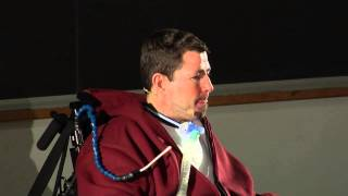 Overcoming adversity from the physical to the intellectual: Jonathon Hobbs at TEDxFitchburgStateU