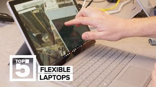 The best flexible laptops (CNET Top 5)