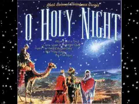 O Holy Night - Concerto For Corno Da Caccia And Orchestra In D Major Andante Poco Adagio