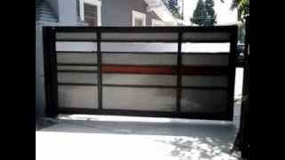 Cmc Fab & Design Modern Design Gate Swing 2.mp4