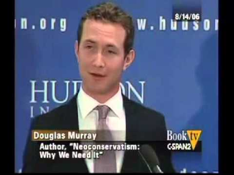 Neoconservative (Douglas Murray) Slams Moral Relativism