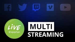 Multistreaming - How to do it