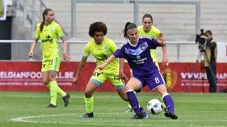 Dames : RSC Anderlecht-KAA Gent 1-3
