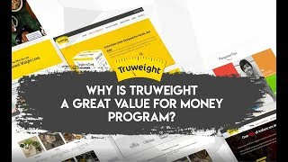 Truweight Review   Truweight Program Pricing Review