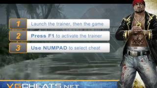 Dead Island Cheats Trainer 1.2 for PC/STEAM +7