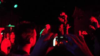 Circa Survive - The Nutty Irishman 10/25/11 Nyc - New Song Face Melter - Vid 9
