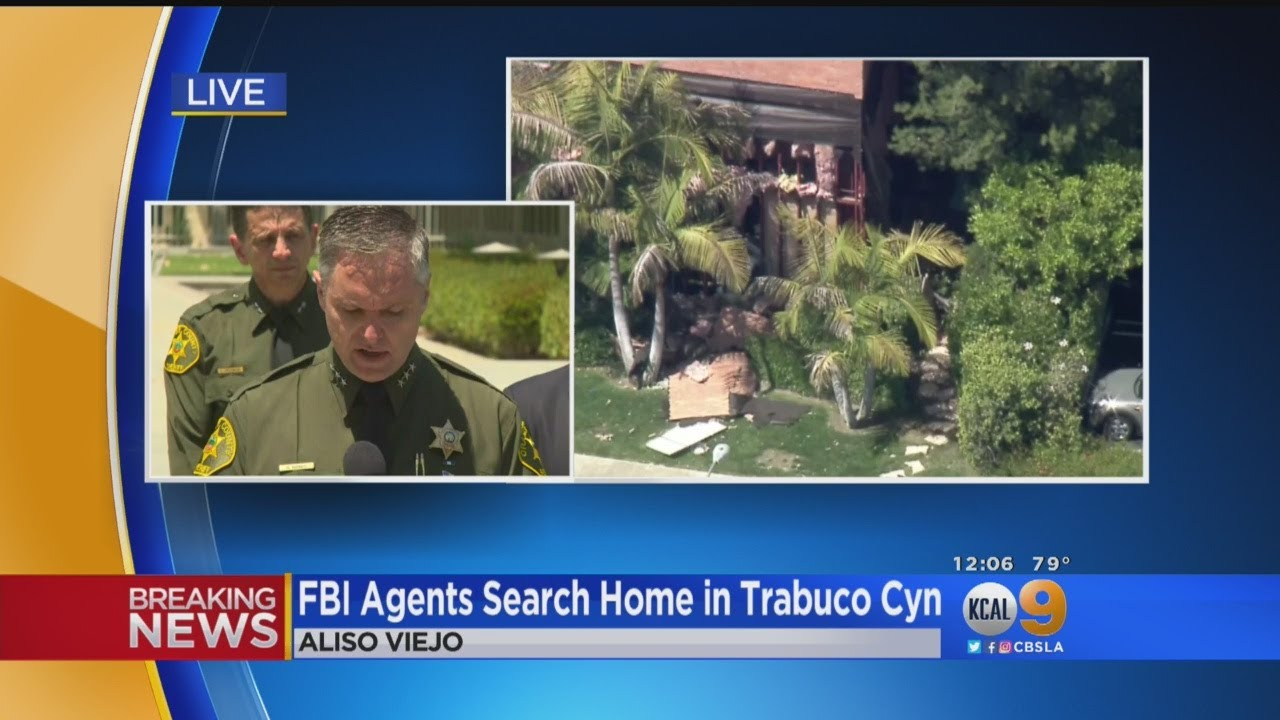 Fatal Aliso Viejo Blast Caused By Explosive Device, Officials Say