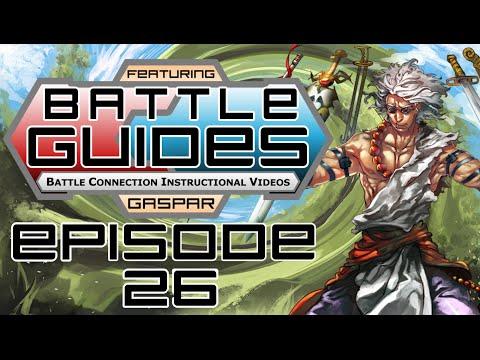 BattleGUIDES Episode 26 - Gaspar [Devastation of Indines]