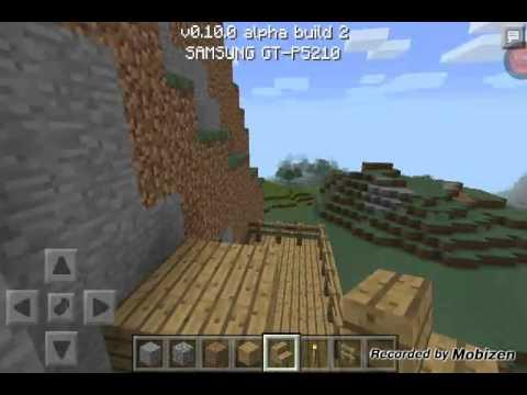 Minecraft Pe Balkon Bauen Youtube