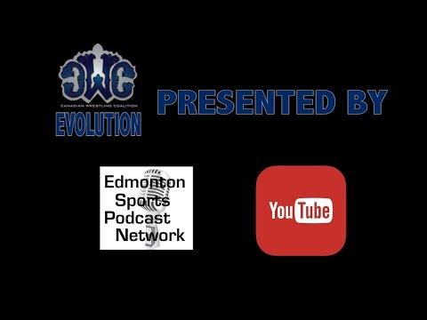 Canadian Wrestling Coalition Evolution Episode 3