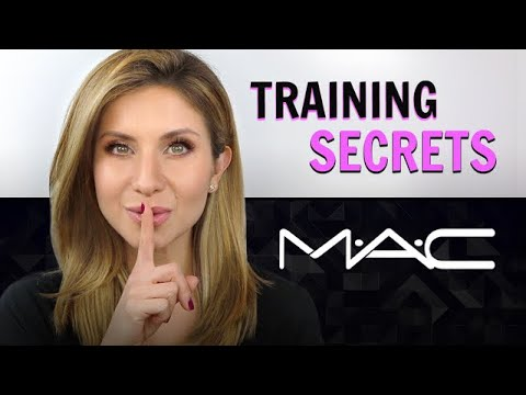 MAC Training Secrets Revealed! From An Ex MAC Trainer | Contour, Eye Shapes And Color Theory