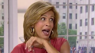 Hoda Has A Hot Flash On Air | TODAY