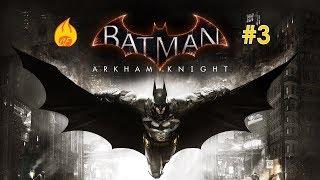 Batman: Arkham Knight (Xbox One) Part 3 - Twitch Stream 2018/04/23