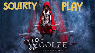 WOOLFE: THE RED HOOD DIARIES - I Don