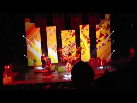 Dream Theater 12/5/16 Durham, NC DPAC