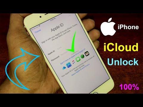 ICloud Unlock Only 1 Minute Success 100% IPhone Update IOS April 2018