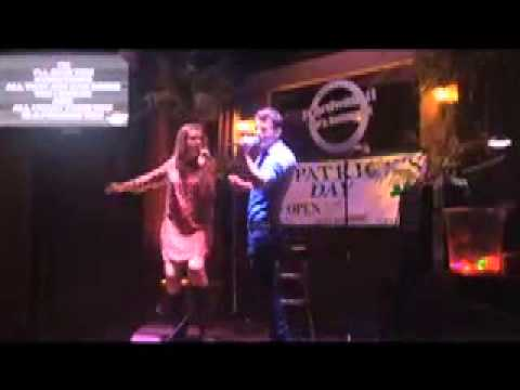 Say You'll Be There (or Karaoke Spice realness) -Blake McIver & Molly Grubbs