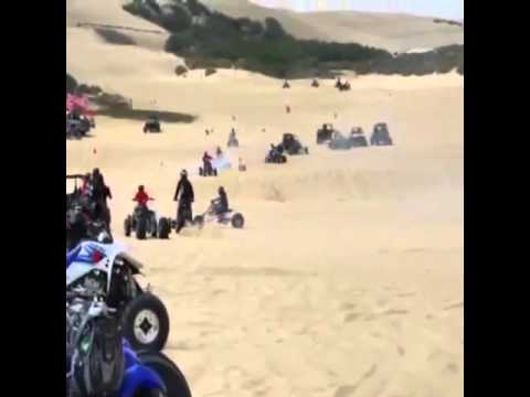 Goldseal racing sand drags banshee 350cc 2stroke nitro  alcohol race fuel  500cc 2014 TBT