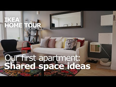 Apartment Shared Space Ideas (Teaser) - IKEA Home Tour (Episode 410)
