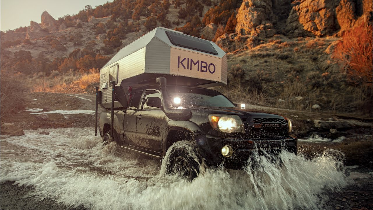 Kimbo Campers. A New Age Of Outdoor Living