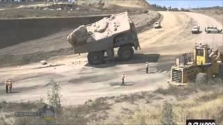Приколы с самыми большими грузовиками в мире БЕЛАЗ
