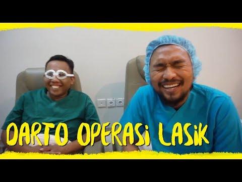 LASIK MEMANG ASIK - DARTO UPGRADE HARDWARE