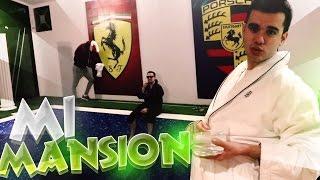 Video de ENSEÑANDO MI NUEVA MANSION
