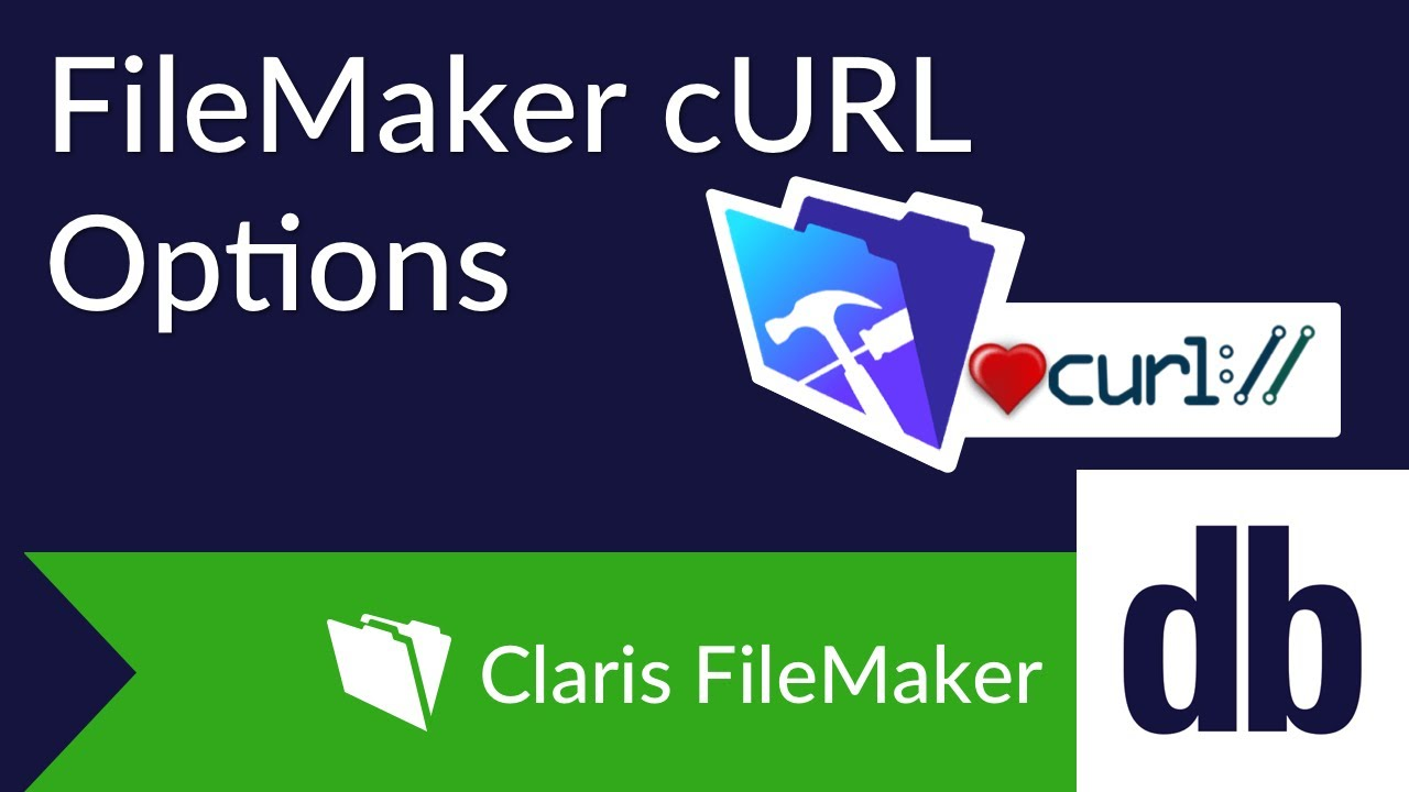 FileMaker cURL Options | DB Services