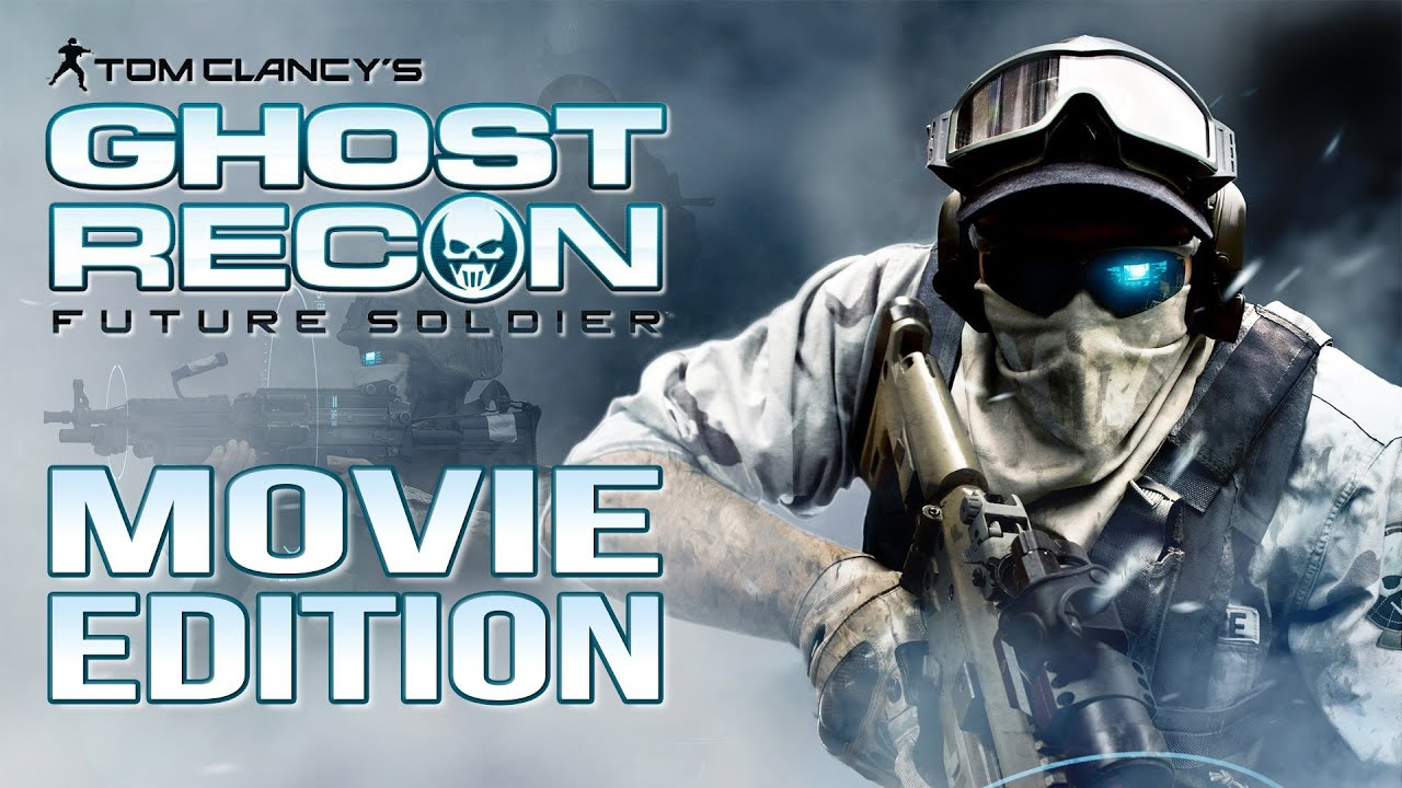 Ghost Recon Future Soldier Movie Edition Hd Pc 1440p Youtube