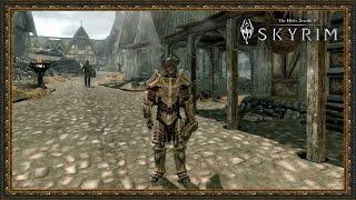 TES 5: Skyrim - Драконья панцирная броня.(защита 2092)