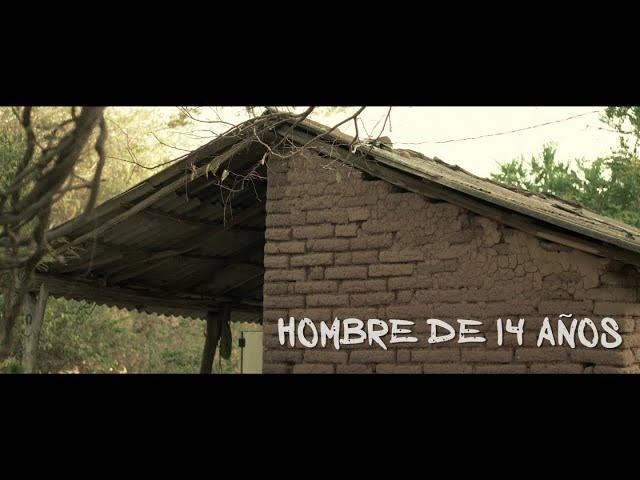 Kanales - Hombre de 14 años (Video Oficial)