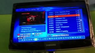 AZBOX EVO XL Nagra3 (dongle i-box)-Nex-Tv PERU