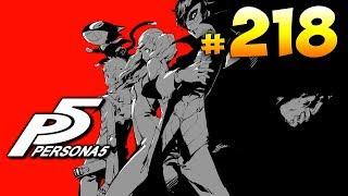 Persona 5 ► запись стрима #218 (1.09.2019)