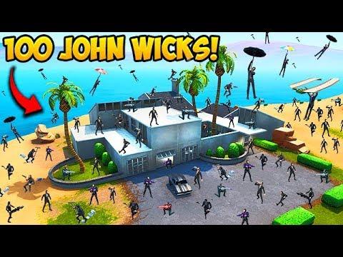 100 JOHN WICKS