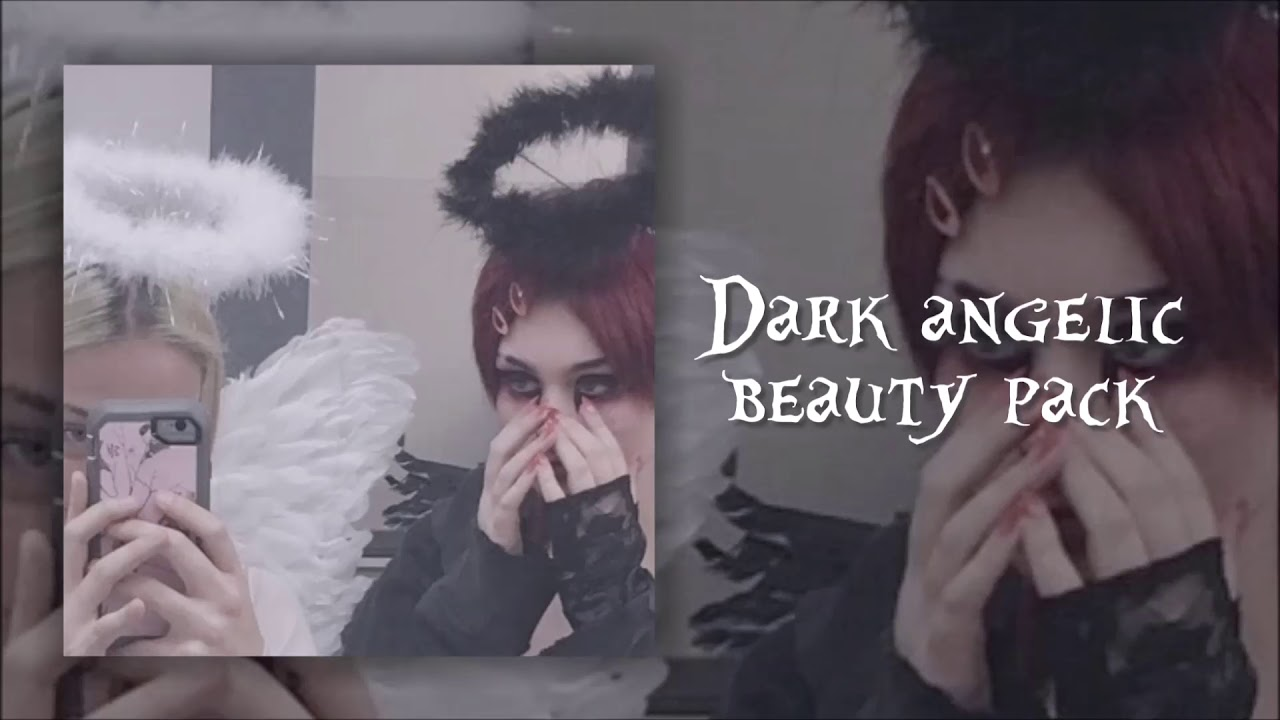 ー dark angelic beauty pack 〃forced subliminal